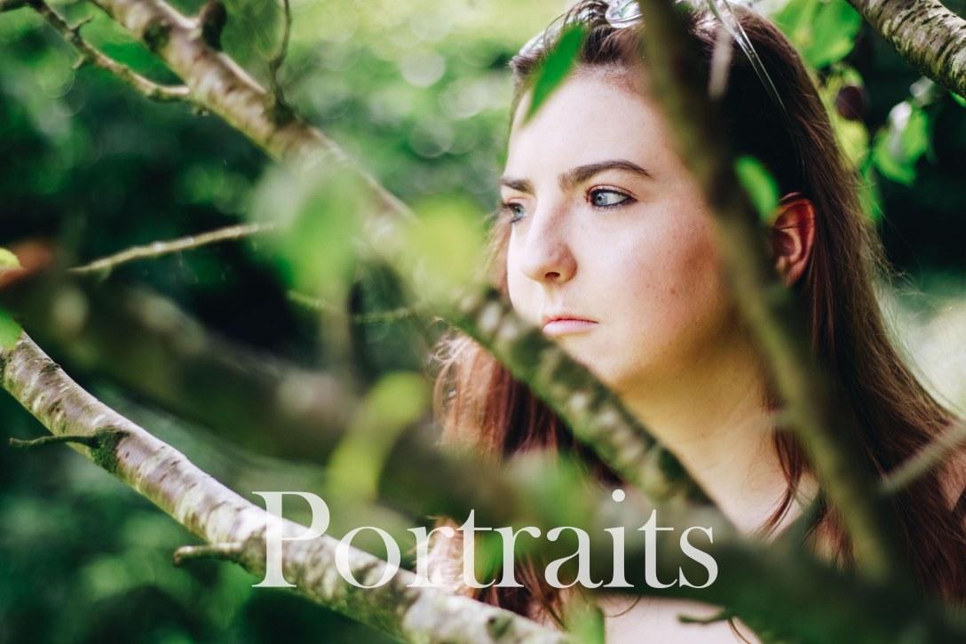 11111. Portraits