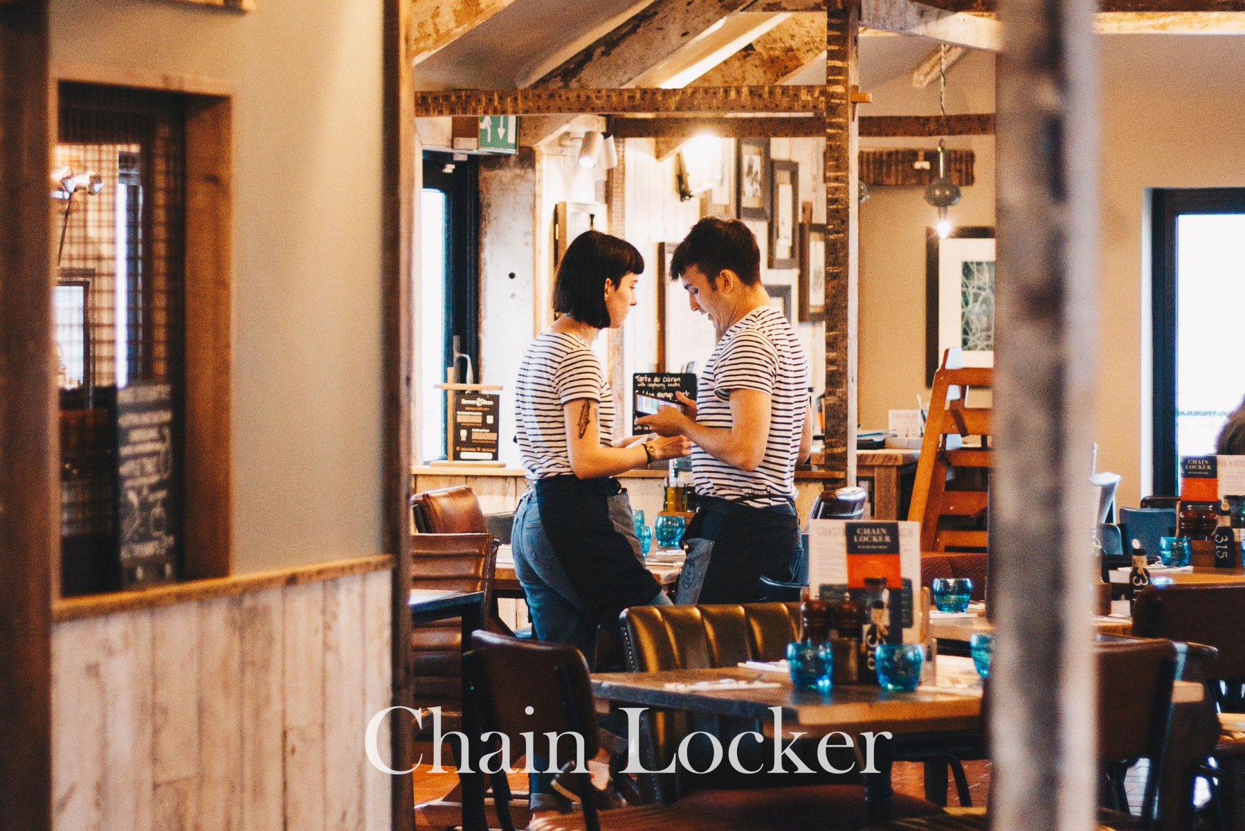 17. Chain Locker