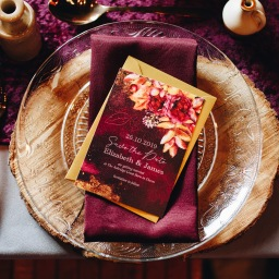 Autumnal styled shoot